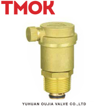 brass safety exhaust valve